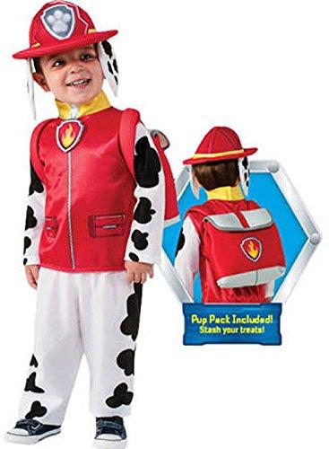 Paw Patrol Marshall Toddler Costume -
