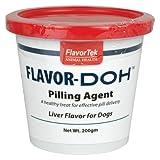 Flavor-Doh for Dogs – 8 oz tub – 200 grams – Liver Flavor, My Pet Supplies