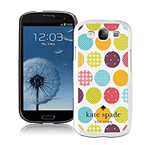 Personalized Customized Samsung S3 Case Kate Spade New York Best Buy Samsung Galaxy S3 I9300 Phone Case 245 White