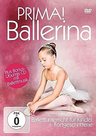 42ccb4454230 Prima! Ballerina - Ballettunterricht für Kinder  Amazon.de  Die ...