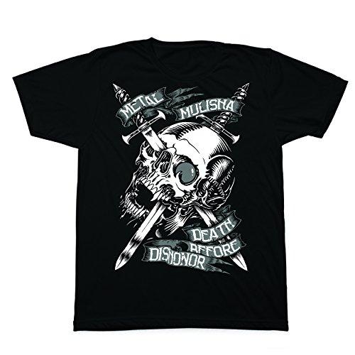 Metal Mulisha Men's DBD Death Before Dishonor T