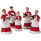 The Choir Set of 5 - Lemax Christmas Collection