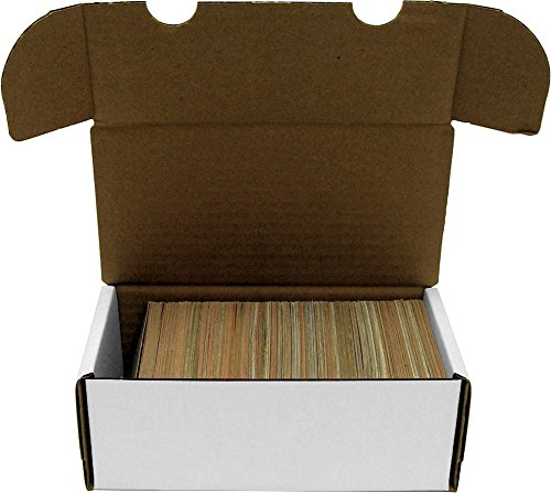 BCW Storage Box Holds Cards