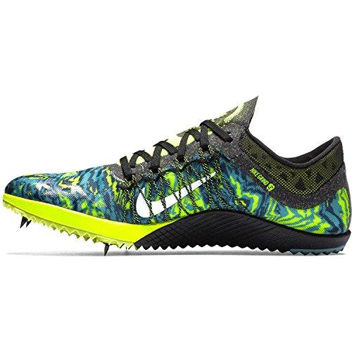 Nike Seier Xc Spor Pigger Sko Menns Størrelse 11,5 Blågrønn