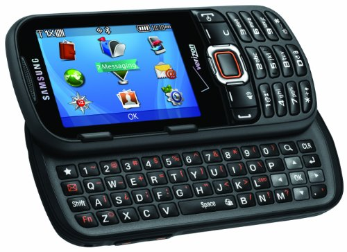 Samsung Intensity III, Black (Verizon Wireless) by Samsung (Image #3)
