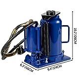 Mophorn Air Hydraulic Bottle Jack 20 Ton Bottle
