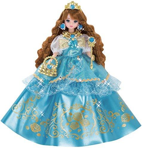 Rika-chan dress dream princess Rika-chan blue sapphire - Sapphire Motif Earrings