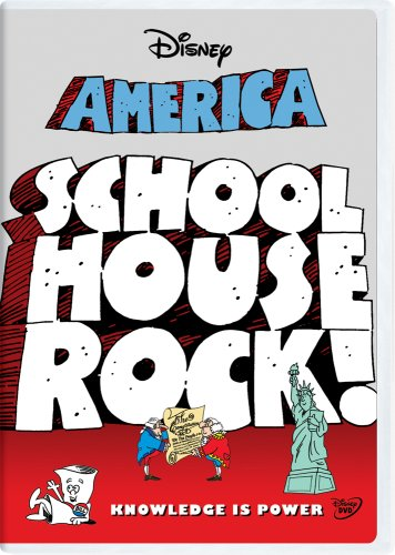 Schoolhouse Rock: America Classroom Edition [Interactive DVD]