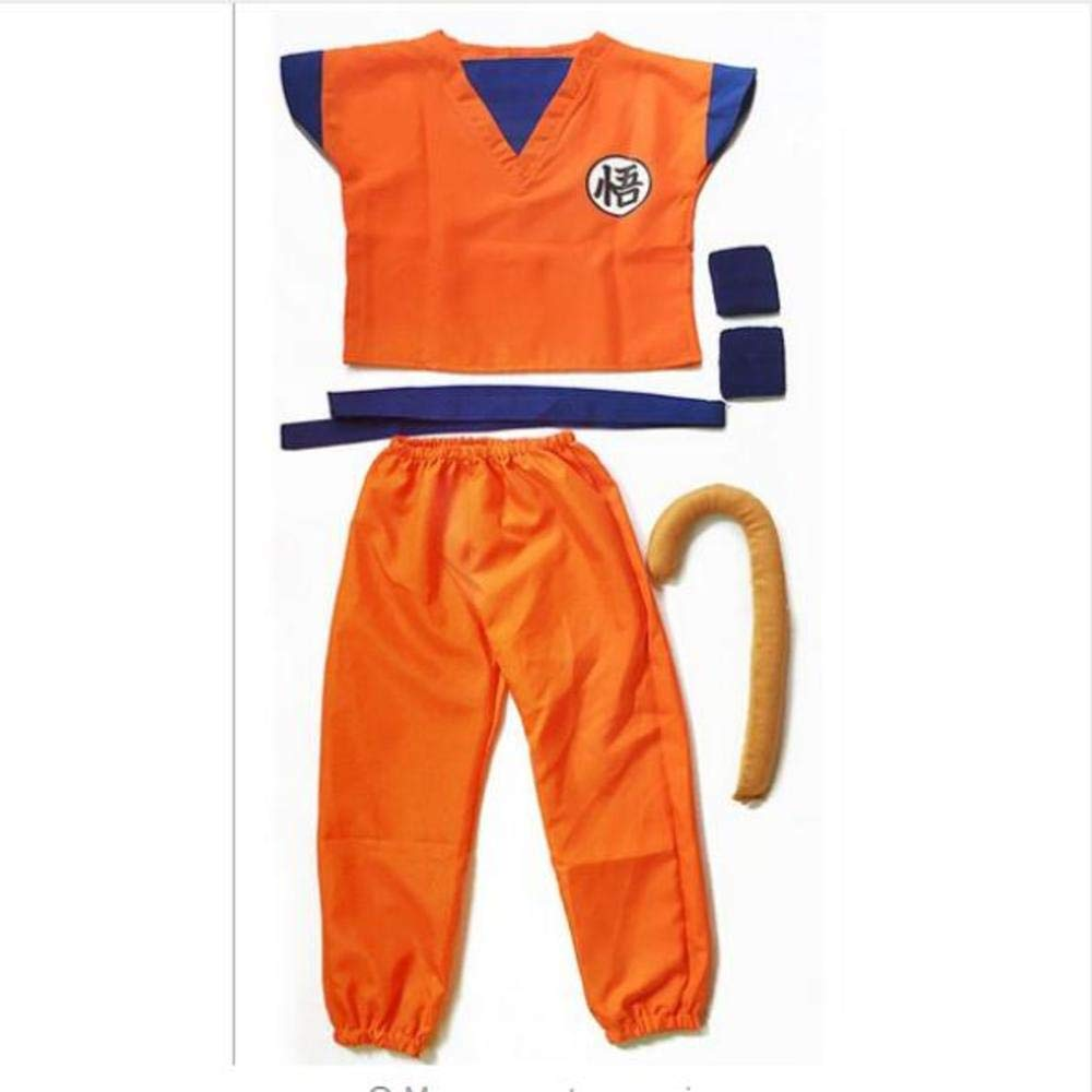 hengGuKeJiYo Dragon Ball Z Traje Son Goku Disfraces de ...