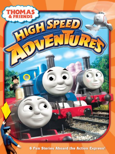 Amazon.com: Thomas & Friends: High Speed Adventures: Lionsgate