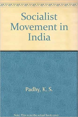 the socialist movement in india