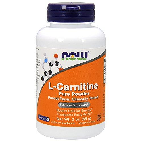 (NOW® L-Carnitine Powder, 3 oz.)