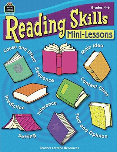 Reading Skills Mini-Lessons -