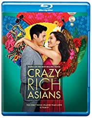 "Crazy Rich Asians (Blu-ray) (BD)""Crazy Rich Asians"" follows native New Yorker Rachel Chu (Constance Wu) as she accompanies her longtime boyfriend, Nick Young (Henry Golding), to his best friend's wedding in Singapore. Excited about visiting A..."