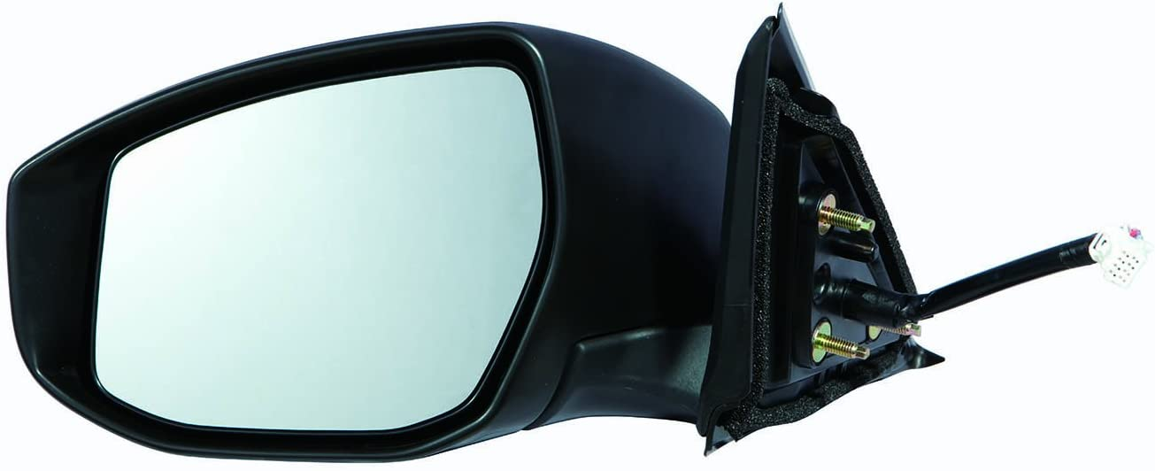 Depo 315-5420L3EBH Nissan Altima Sedan 2.5//3.5L Driver Side Heated Power Mirror with Turn Signal