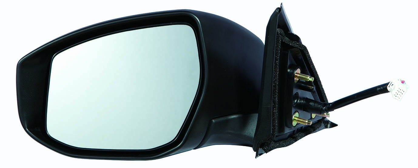 Gold Shrine for 2013 2014 2015 Nissan Altima Sedan 2.5L 3.5L Eng Power Heated Side Mirror Driver Side Replacement
