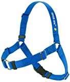 Softouch Sense-ible No-Pull Dog Harness - Blue Medium/Large Wide
