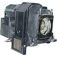 SpArc Bronze Epson ELPLP71 Projector Replacement Lamp with Housing