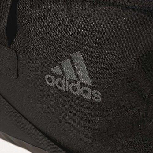 adidas Sporttasche 3S ESS TB L Essentials 3-stripes LARGE 70 cm x 32 cm x 32 cm Teambag Tasche Trainingstasche schwarz Sport Reise Reisetasche Bag Sportbag Sporttaschen