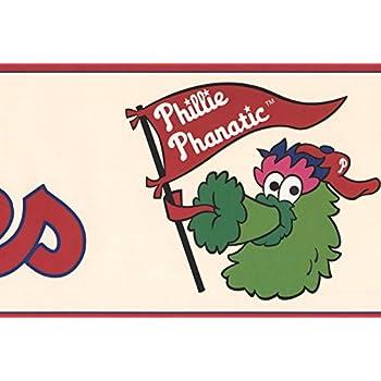 Philadelphia Phillies MLB Baseball Team Fan Phanatic
