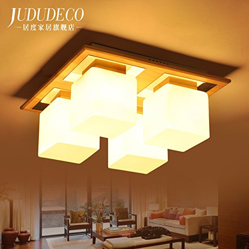 BLYC- E27 Lampe Decke Lampe Schlafzimmer Wohnzimmer Lampe ...