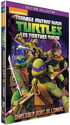 Amazon.com: Les Tortues Ninja - Vol. 2 : Shredder sort de l ...