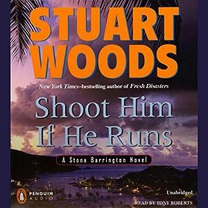 Shoot Him if He Runs Audiobook