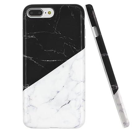 Amazon.com: iPhone 7 Plus Funda, carcasa iPhone 8 plus funda ...