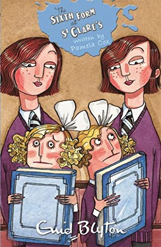 book cover of Enid Blyton\'s Sixth Form At St.Clare\'s