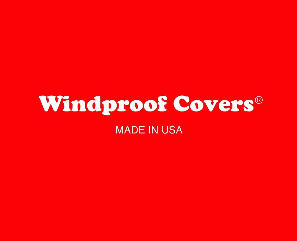 Windproof Covers 30 Heavy Duty Vinyl Cover Designed to fit Twin Eagles Built-in Grill