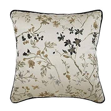 Amazon.com: Decorativos fundas de almohada Beige, Art fundas ...