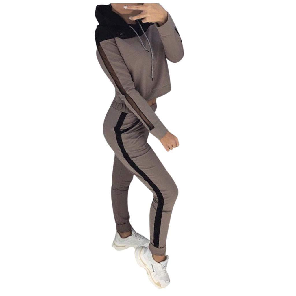 Jungen Freizeit Sport Camouflage  Hoodie Anzug Jogginganzug:Freizeitanzug