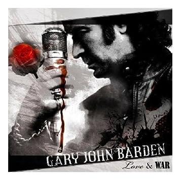 amazon love and war gary barden ヘヴィーメタル 音楽