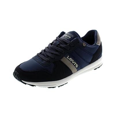 wholesale dealer 26e89 f3bf0 Levi's Schuhe Sneaker Baylor Navy Blue 227240-725-17 W18-LVSS