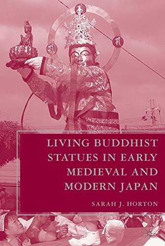 Download Living Buddhist Statues in Early Medieval and Modern Japan ebook