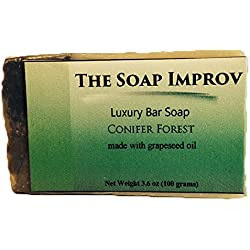Conifer Forest- Luxury Bar Soap