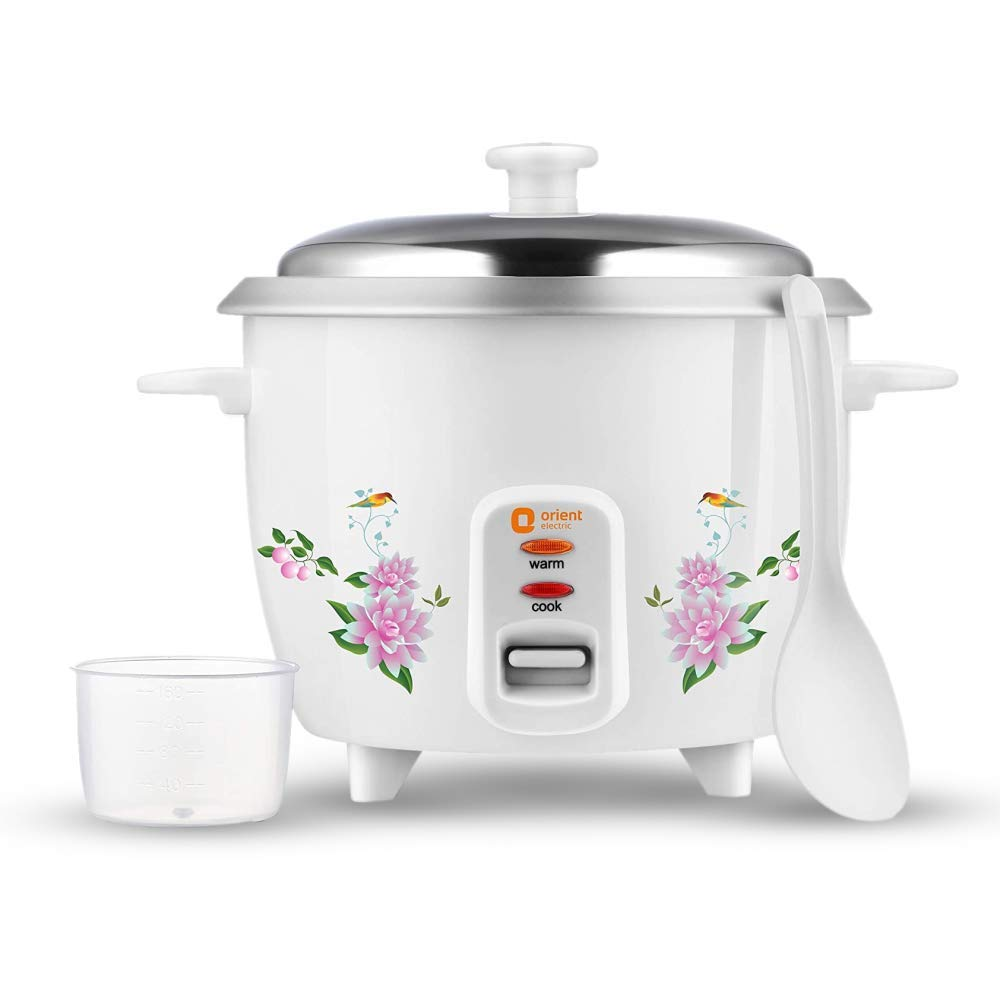 Orient Electric Easycook 1.8 litres Automatic Rice Cooker