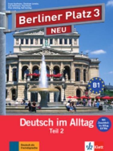 Download Berliner Platz NEU in Teilbanden: Lehr- und Arbeitsbuch 3 Teil 2 mit Audio-CD ebook