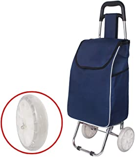 LQQFF Bagages à Main Chariot Pliant Chariot de Chariot Dur Sac Plat Chariot de Chariot Sac de Chariot (Couleur : D)