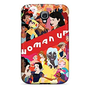 Shock-Absorbing Hard Phone Covers For Samsung Galaxy S4 With Allow Personal Design Fashion Big Hero 6 Series CharlesPoirier