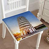 Best SUNBEAM Tower Fans - Mikihome Dining Chair Pad Cushion pisa Place of Review