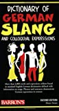 Dictionary of German Slang and Colloquial Expressions, Henry Strutz, 0764141147