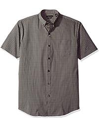 Amazon.com: Grey - Casual Button-Down Shirts / Shirts: Clothing ...
