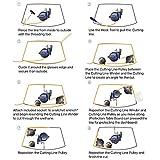 TOOLGUY REPUBLIC 9pc Windshield Auto Glass