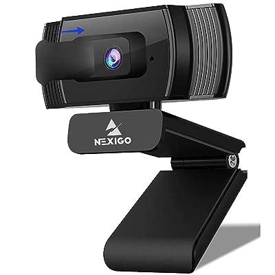 2020 AutoFocus 1080p Streaming Webcam