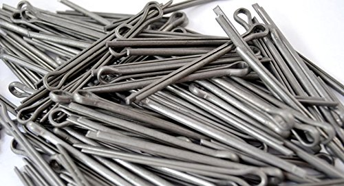 5//32 x 2 1//2 Unplated Cotter Pins pack of 100