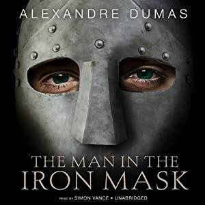 The Man in the Iron Mask Hörbuch