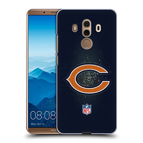 - Official NFL LED 2017/18 Chicago Bears Hard Back Case for Huawei Mate 10 Pro