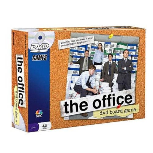 Ddi The Office Dvd Board Game (Pack Of 4) by DDI