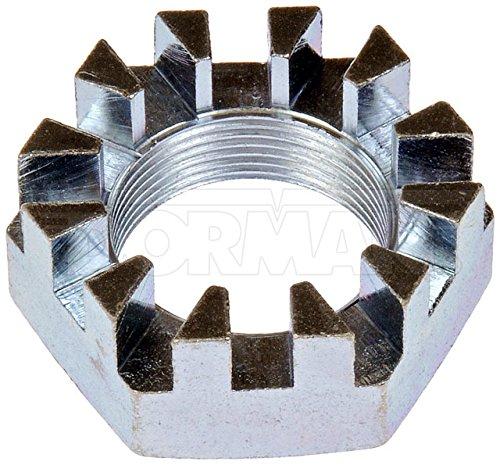 Dorman - Autograde 615-216.1 Spindle Nut Castle Style - 43 mm Hex